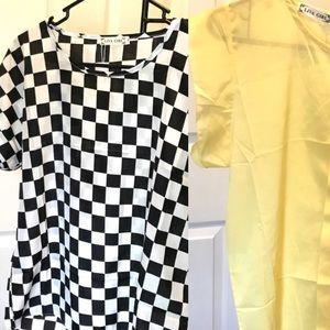 LIVA Blouse Bundle 👚💕 2 Shirts!